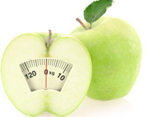 Dieta cu mere: cea mai rapida solutie de a pierde kilogramele in plus