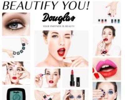 Vesti bune pentru doamne: Douglas Romania lanseaza linia proprie de machiaj - Douglas Make-up