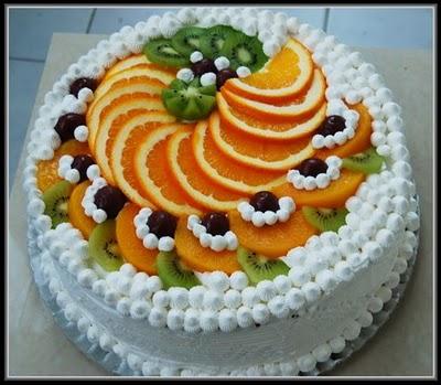Cum sa prepari un tort de fructe