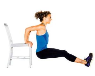 Exercitii de slabit in doar 7 minute