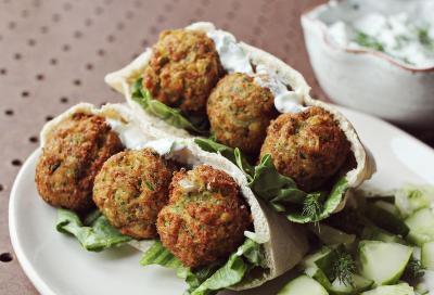 Falafel preparat acasa: Este gata in 30 de minute!