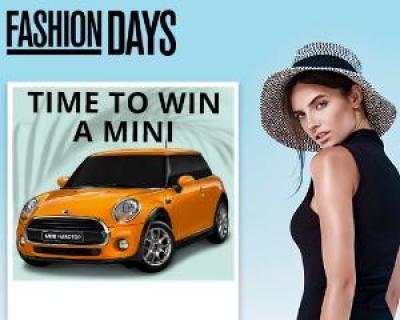 Fashion Days ofera un Mini in campania