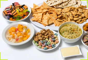 Topul celor mai periculosi aditivi alimentari