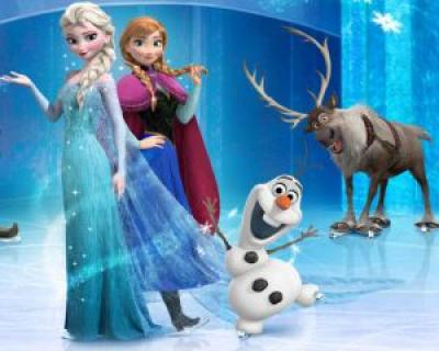 Spectacolul 'Frozen - Regatul inghetat', premiera europeana la Bucuresti