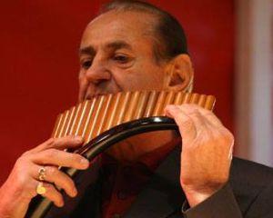 Concert Gheorghe Zamfir pe 18 decembrie la Sala Palatului