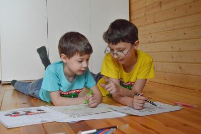 Home schooling in timpul izolarii sociale