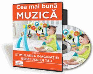 Bebelusul tau are nevoie de muzica. Afla de ce si care este cea mai buna alegere!