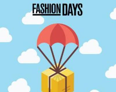 Liber la shopping pe Fashion Days: livrare si retur gratuit