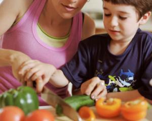 Alimente sanatoase pentru copii, care asigura un randament mai bun la scoala