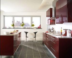 Marsala, culoarea vedeta in design interior