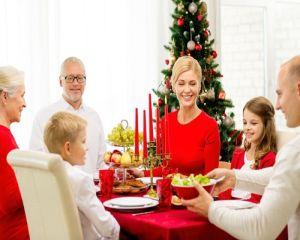 Recomandari pentru alimentatia din perioada sarbatorilor de iarna