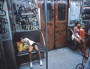 Gandurile unei femei mature: Fantezia de la metrou