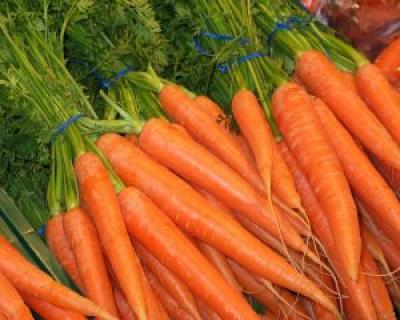 Topul alimentelor bogate in betacaroten