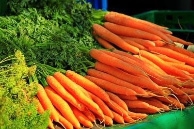Frunzele de morcov se consuma si sunt exceptionale pentru sanatatea organismului tau