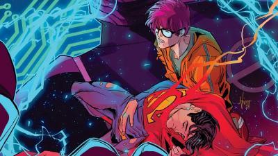 Noul Superman este acum bisexual
