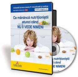 Ce mananca nutritionistii atunci cand nu ii vede nimeni?