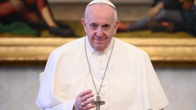 Papa Francisc: Barfele sunt mai rele decat Covid-19