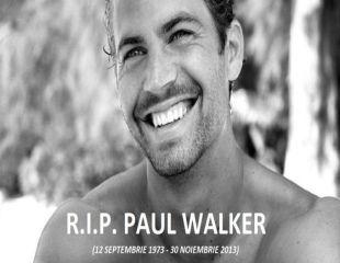 Moartea lui Paul Walker ne aminteste cat de fragila este viata