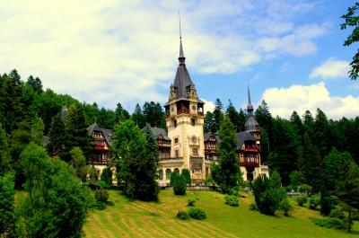 Care sunt cele mai frumoase castele din Romania?