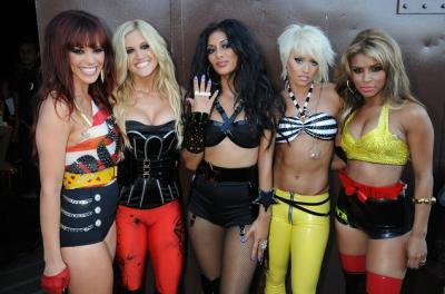 Nicole Scherzinger, inapoi la Pussycat Dolls