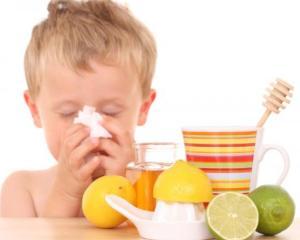 5 remedii naturale care pot inlocui medicamentele pentru copii