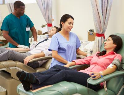 Vrei sa donezi sange? Afla regulile donatorului!