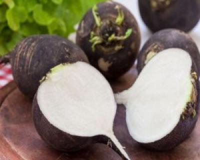Ridichea neagra amelioareaza bolile de ficat, rinichi, plamani si stomac