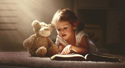 Creativitatea la cei mici: Rolul cartilor in stimularea acestei aptitudini