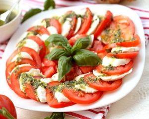 Salata Caprese - reteta din bucataria italiana