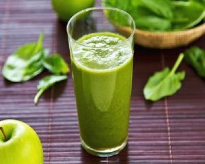 Reteta de smoothie verde recomandata de Dr. Oz
