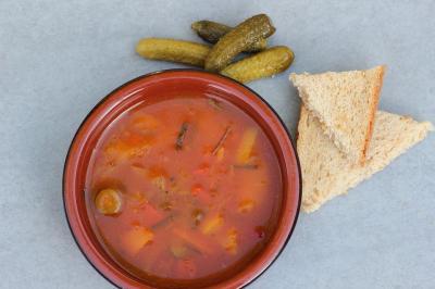 Supa de varza pentru slabit - cum sa o prepari acasa