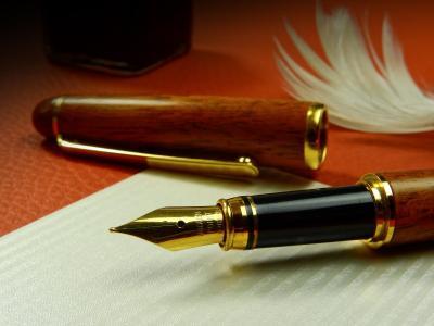 Stiloul - instrument pentru un scris caligrafic si stilat
