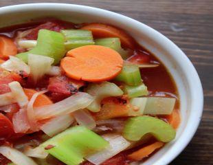 Supa de legume Weight Watchers