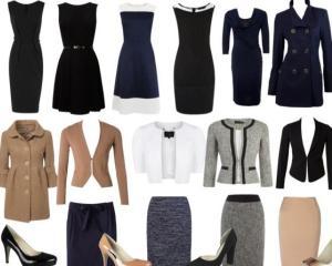 5 trucuri pentru a combina corect hainele in functie de forma, textura, culoare