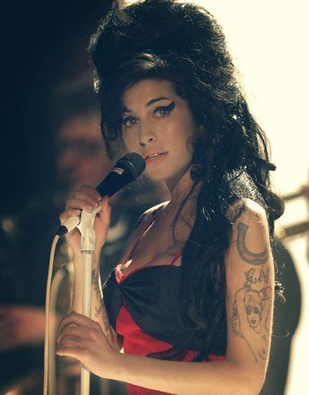 Coafura Amy Winehouse