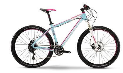 Bicicleta mtb de dama  - Haibike Life