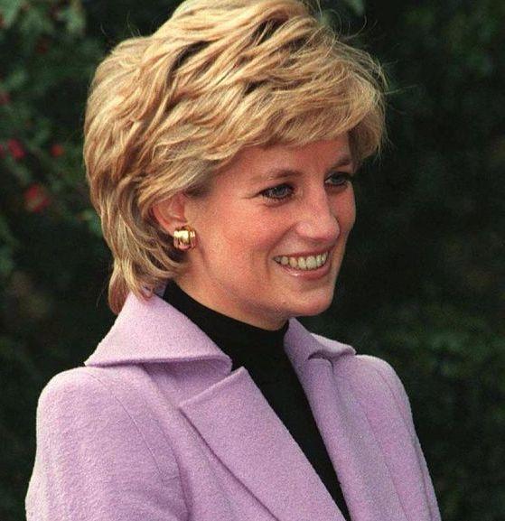 Coafura Lady Diana