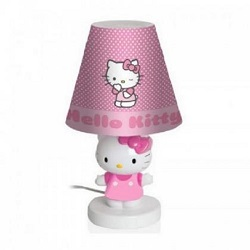 Lampa de masa Model Hello Kitty