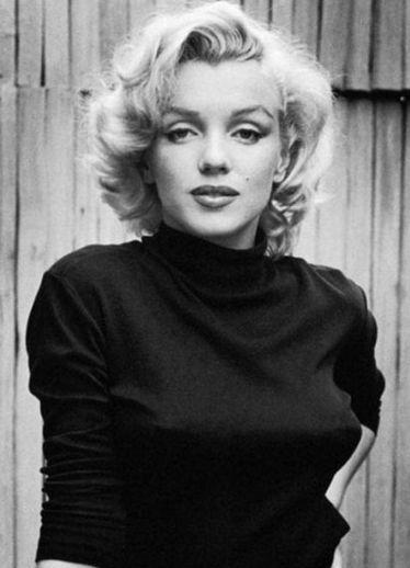 Coafura Marilyn Monroe