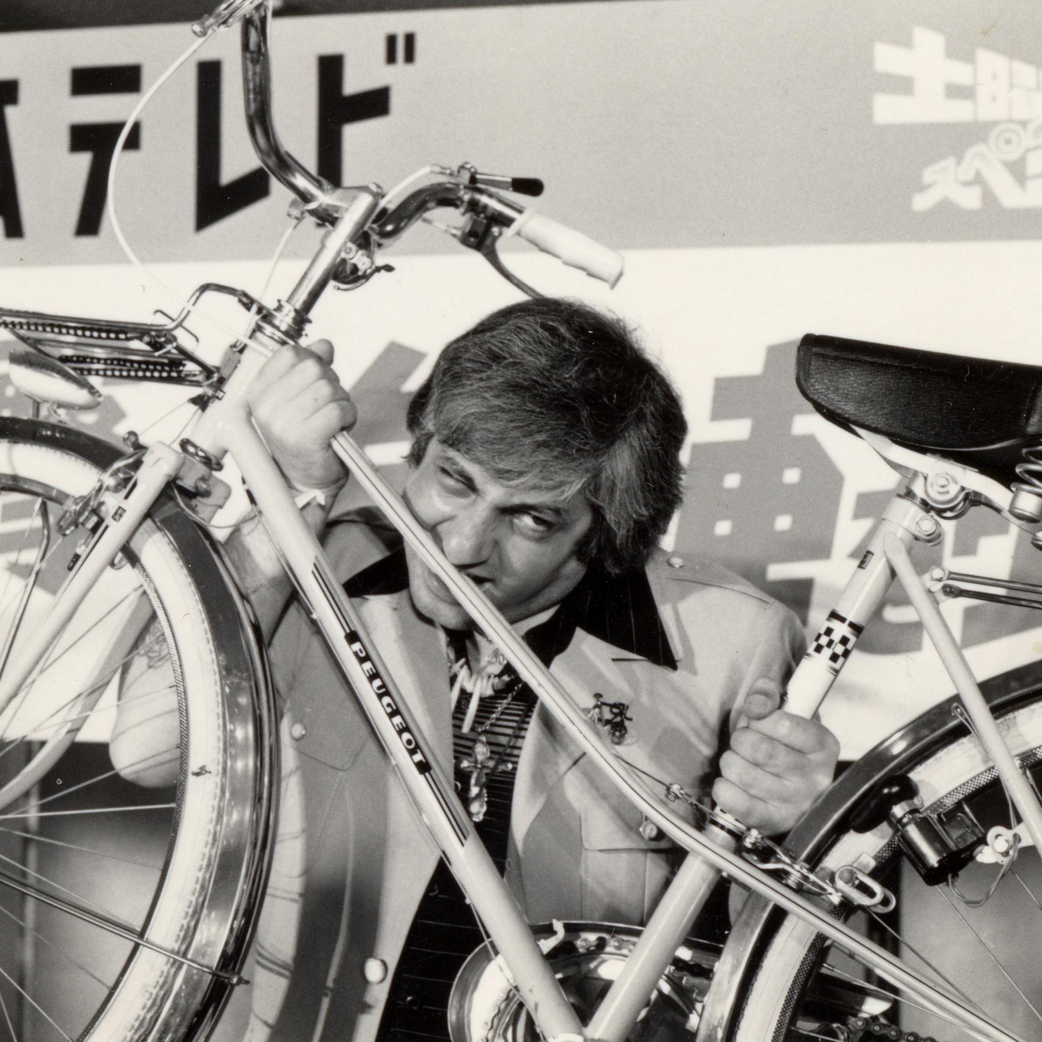 michel lotito omul mancat biciclete televizoare