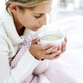 Doi aliati contra gripei: maghiranul si busuiocul
