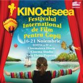 Festivalul International de Film pentru Copii - Kinodiseea