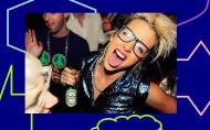 Machiaj de petrecere pentru femeile care poarta ochelari