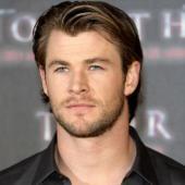 Actorul momentului, Chris Hemsworth