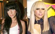 Ce coafuri traznite a adoptat Lady Gaga