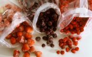 Congelarea legumelor si fructelor pentru iarna