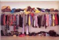 Spune drept, care este procentul de haine realmente purtate?