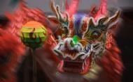 Anul Dragonului, sarbatorit cu mare fast si bucurie in Asia