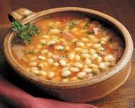 Reteta zilei: Supa de fasole