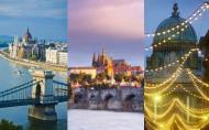 Top destinatii pentru sarbatorile de iarna 2011: romanii prefera Viena, Budapesta si Praga